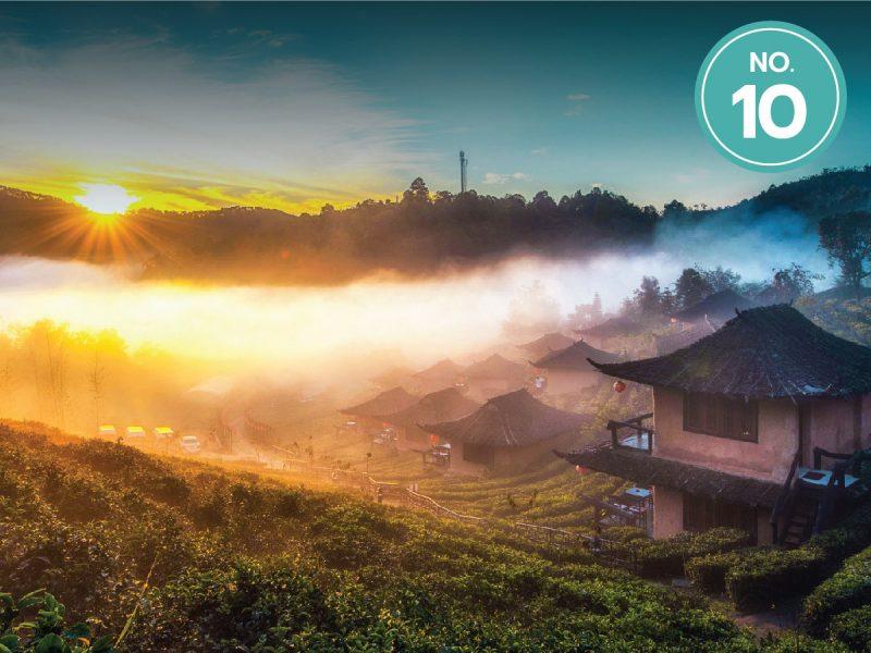10.บ้านรักไทย-หมู่บ้านชาวจีนยูนนาน-ลำดับ